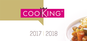 Catalogue Cookking 2017-2018